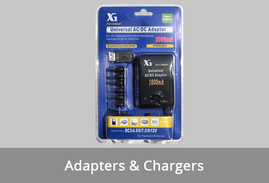 adapters chargers
