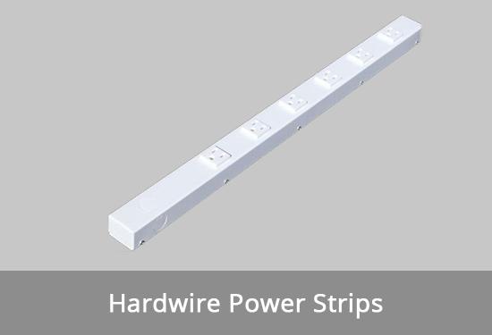 Hardwired Strips