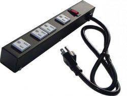 "12"" 4-Outlet Power Strip 1043N"