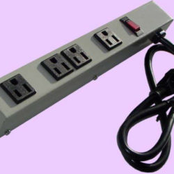"12"" 4-Outlet Power Strip 1043NG"