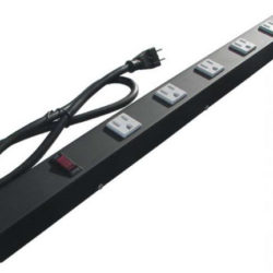 "24"" 6-Outlet Power Strip 2063"
