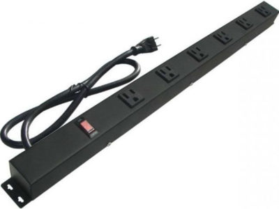 "24"" 6-Outlet Power Strip 20631"