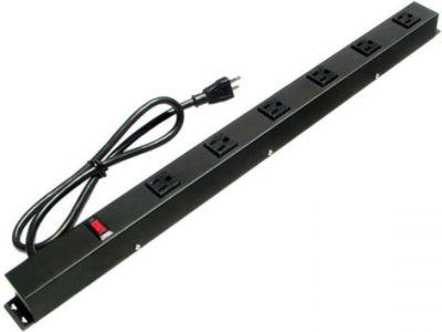 "24"" 6-Outlet Power Strip 2063V1"
