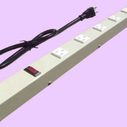 "24"" 6-Outlet Power Strip 2063VG1"