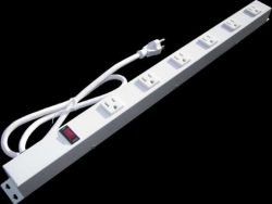 "24"" 6-Outlet Power Strip 2063W1"