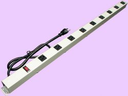 "36"" 9-Outlet Power Strip 3093VG"