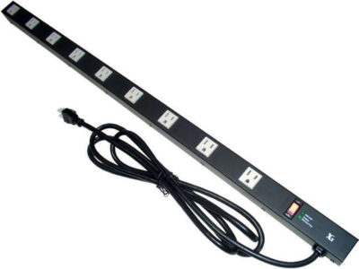 "36"" 9-Outlet Power Strip 3099BL"
