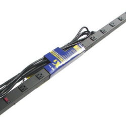 "48"" 12-Outlet Power Strip, with 15' Cord 41215BV1"