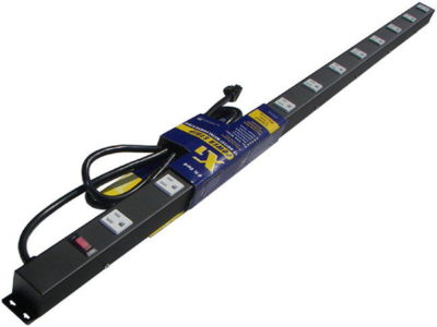 """48"""" 12-Outlet Power Strip 4126"""
