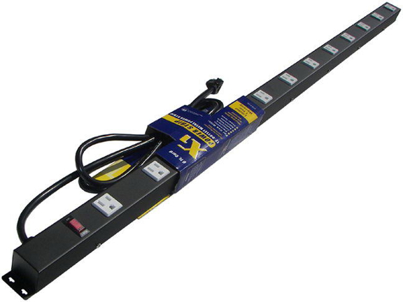 "48"" 12-Outlet Power Strip 4126"