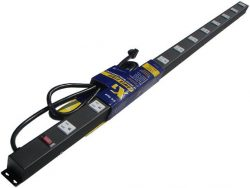 "48"" 12-Outlet Power Strip 4126N"