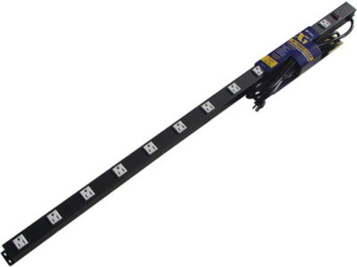 """48"""" 12-Outlet Power Strip 4129"""