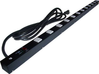 "48"" 12-Outlet Power Strip 4129BL"