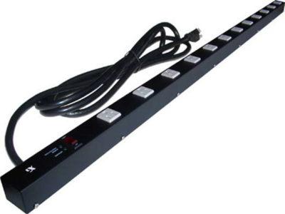 "48"" 12-Outlet Power Strip 4129BL"