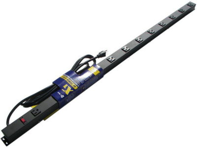 "48"" 12-Outlet Power Strip 4129V1"