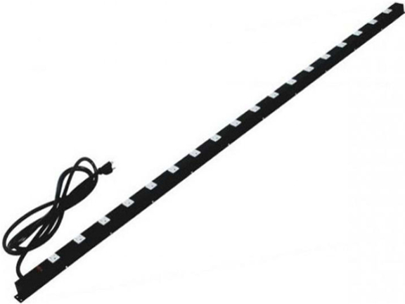 "72"" 18-Outlet Power Strip 61812"