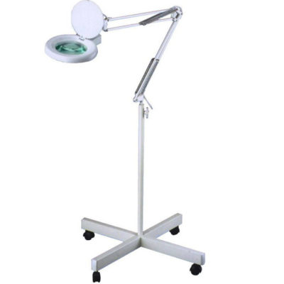 3 Diopter Magnifier Lamp Mobile Stand 8066DCS