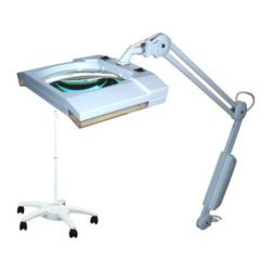 5 Diopter Magnifier Lamp Mobile Stand 8069SP5
