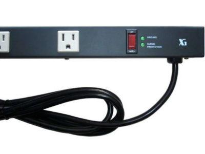 "24"" 6-Outlet Power Strip 2069BL"