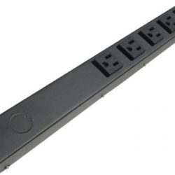 "16"" 5 Outlet Hardwired Power Strip H01605NV"