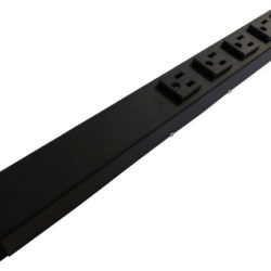 "16"" 5 Outlet Hardwired Power Strip H01605NV1"