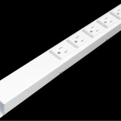 "16"" 5 Outlet Hardwired Power Strip H01605NVW1"