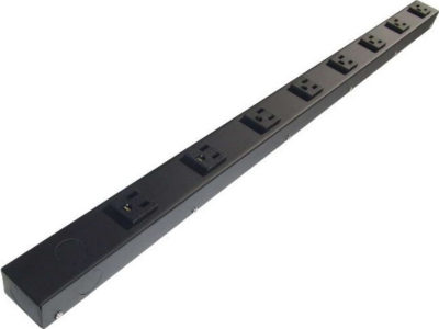 "30"" 8 Outlet Hardwired Power Strip H03008NV"