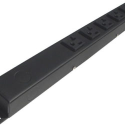 "16"" Hardwired Power Strip with 5 20A Outlets HT01605NV1"