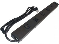 "24"" 6-Outlet Power Strip K2066NV1S"