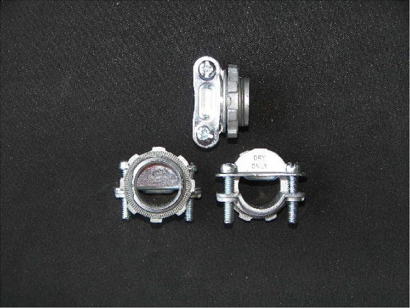 "3/8"" Clamp Connector RC0375-02"