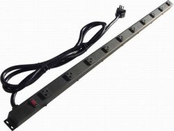 "48"" Power Strip with 10 x 20A Outlets T4109NV1"